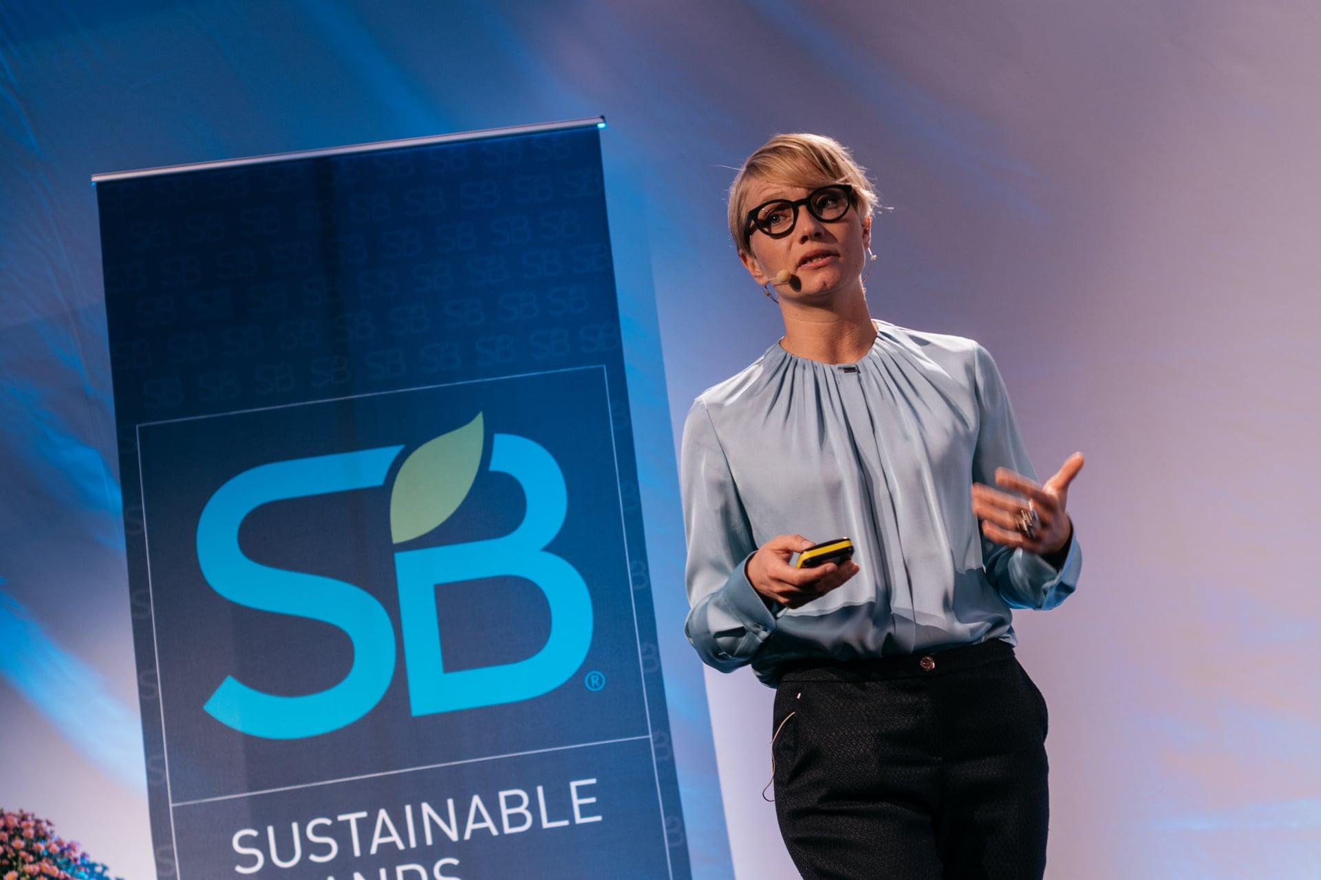 SB'16 Copenhagen Keynote / Inspiring Consumer Behavior Change: How to Shape New Shopping and Consumption Behaviors