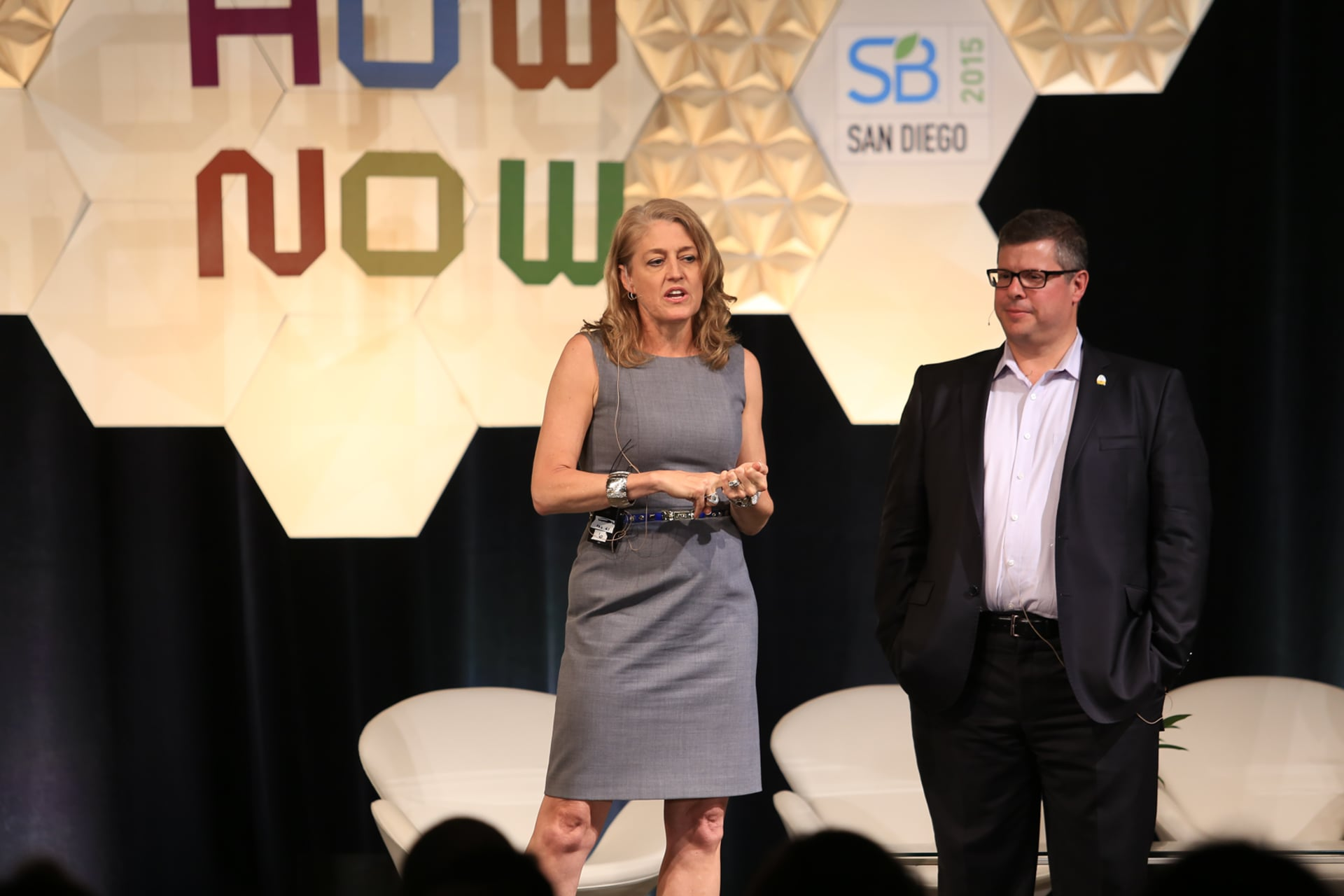 SB'15 San Diego Keynote / How to Transform Business through the Science of Purpose