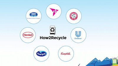 Nestlé, PepsiCo, Unilever to Roll Out How2Recycle Label Program Across North America