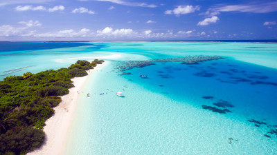 Maldives, Parley for the Ocean Creating New Model for Healthy 'Future Island Nations'