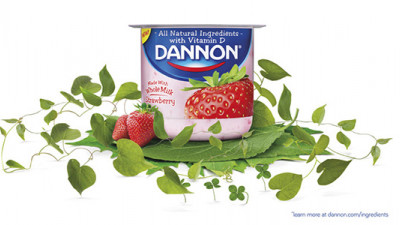 Dannon Builds a Healthier Future with Revamped Product Portfolio