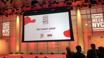 Insights from the Big Apple: How Do We Turn the Glitz of Climate Week into Action?