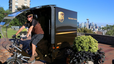 Join UPS as their new Sustainability Communications Supervisor