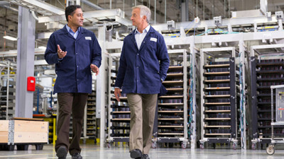HPE Becomes First IT Company to Set Science-Based Targets for Supply Chain