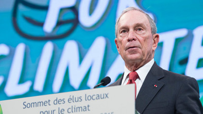 Bloomberg Pledges $15M to Fill Funding Gap After Trump Pulls Plug on Paris Agreement