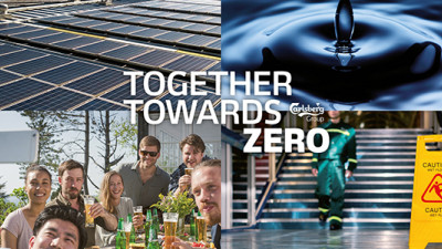 Together Towards Zero: Carlsberg Commits to Decarbonise Its Breweries by 2030