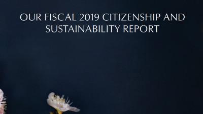 The Estée Lauder Companies Releases Fiscal 2019 Corporate Responsibility Report