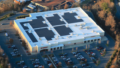 Here Comes The Sun: Target Reaches 500 Solar Installations