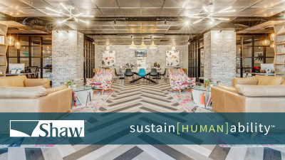 Shaw Showcases Sustainability Efforts at Greenbuild