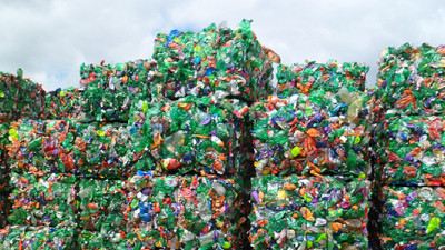 Revolutionary P&G Technology Restores Used Plastic to Virgin-Like Quality
