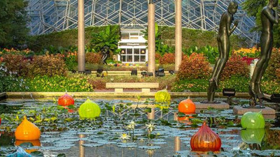 Rolland: Missouri Botanical Garden is a Sustainable Oasis in St. Louis