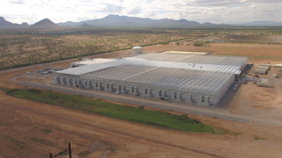 Bayer to Advance More Sustainable Agricultural Solutions Utilizing New Innovative Greenhouses in Marana, Arizona
