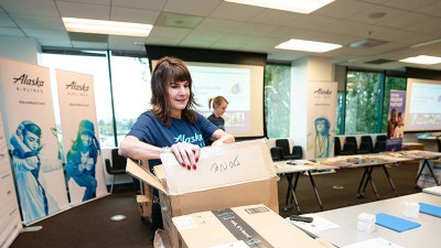 Alaska Airlines Foundation grants awarded to address critical community needs