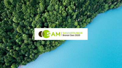 Gildan receives Bronze Class Distinction in the 2020 SAM Sustainability Yearbook