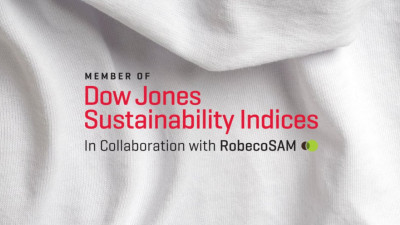 Gildan listed on the Dow Jones Sustainability Index