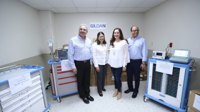 Gildan Supports the Leonardo Martínez Hospital in Honduras With Donation of Medical Equipment