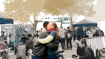Partnership Brings 'Radical Hospitality' to Unhoused People Worldwide
