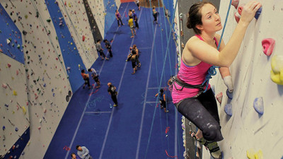 Paradox Sports, The North Face Helping Adaptive Climbers Reach New Heights