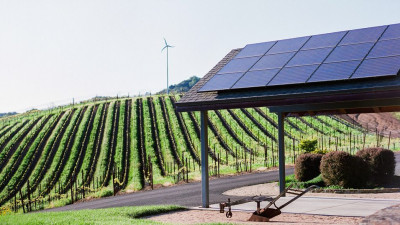 Kendall-Jackson Commits to Certified California Sustainable Winegrowing