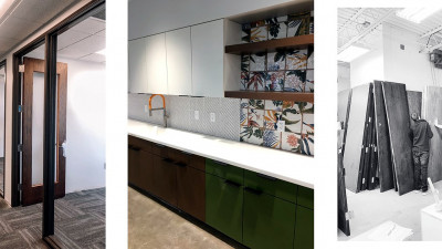 Interior Design Firm's Product Exchange Minimizes Construction & Demolition Waste