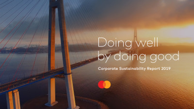 "Mastercard Delivering on ""Doing Well by Doing Good"""