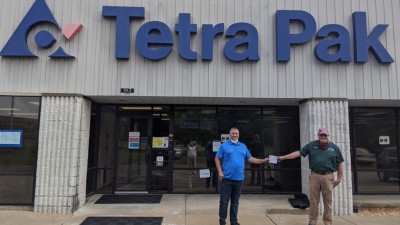 Tetra Pak Supports Local COVID-19 Relief Efforts