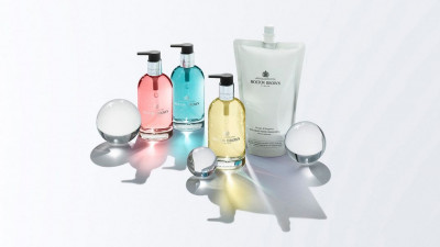 Kao Group's Molton Brown Starts Refillable Program