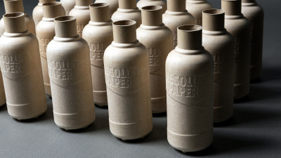 In the Spirit of Sustainability: Absolut Set to Unveil Fully Recyclable Paper Bottles
