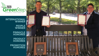 Floor Covering Weekly® Recognizes Shaw Industries for Sustainability Leadership