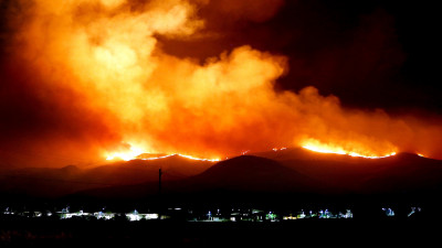 Corporate Collaboration Drives Recovery from Historic Wildfires