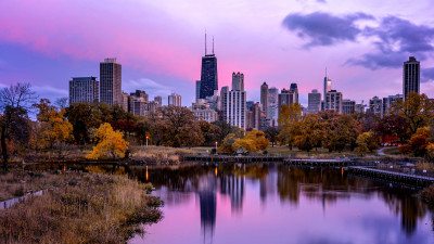 Chicago Parks Contribute to Cleaner Air with Renewable Fuel
