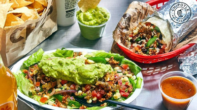 Chipotle's Real Foodprint Tracks Sustainability Impact of Menu Items