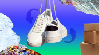 Trending: Sustainable Sneaks Step Up Footwear Circularity
