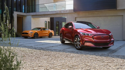 Ford wins 2021 Green Car and Truck of the Year awards with all-electric Mustang Mach-E and all-new F-150
