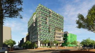 William McDonough + Partners Bring C2C Design to Colombia's Universidad EAN
