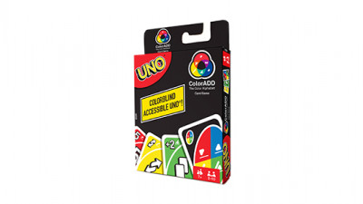 Mattel, ColorADD Launch First-Ever Inclusive UNO® Deck for the Colorblind