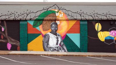 Murals Honor the Farmers Behind Our Favorite Products, Benefits of Fair Trade