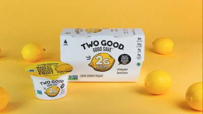 Danone's Two Good Yogurt Addresses Food Waste with New Product Utilizing Verified Rescued Produce