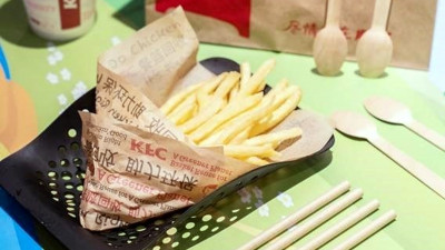 Yum China Cutting Out Non-Degradable Plastics in Restaurants