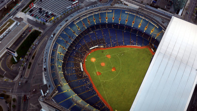 Sika Sarnafil's Retractable Roof for the Rogers Centre Is a Case Study in Recycling and Reuse