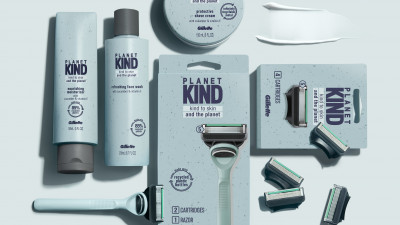 Gillette® Launches Planet KIND, a New Line of Products That Are Kind to Skin and the Planet