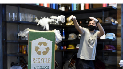 Grab a Beer, Recycle Your Mask: Brewers Collective, TerraCycle Partner on PPE Recycling