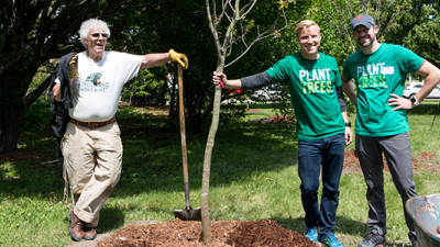 How the Arbor Day Foundation Brought Brands Together to 'ReGreen' Detroit