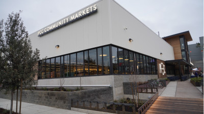 PCC Community Markets becomes first grocery store in the world to commit to developing stores to Living Building Challenge standard