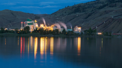 How Domtar Improved Water Quality, Fish Health in Canada's Thompson River