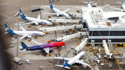 Alaska Airlines Outlines Path to Net Zero by 2040