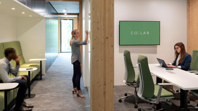 Co|Lab is a HITT: Innovative Facility Serves as Hub for R&D of Emerging Materials