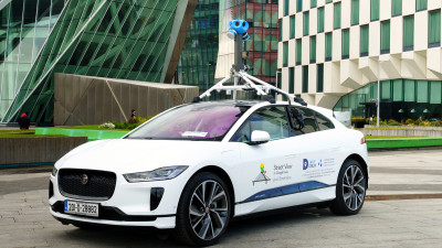 Jaguar Land Rover, Google Partner to Track Air Quality in Dublin