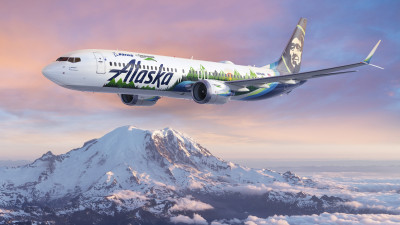 Boeing and Alaska Airlines Partner to Make Flying Safer and More Sustainable