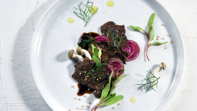 Aleph Farms' 3D-Bioprinted, Cultivated Steak: A Sustainable Future for Meat Production?